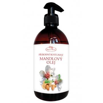 Mandlový olej základní - 500 ml