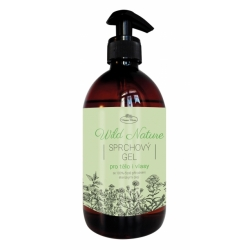 Sprchový gel WILD NATURE 500 ml