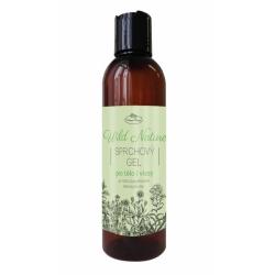 Sprchový gel WILD NATURE 200 ml