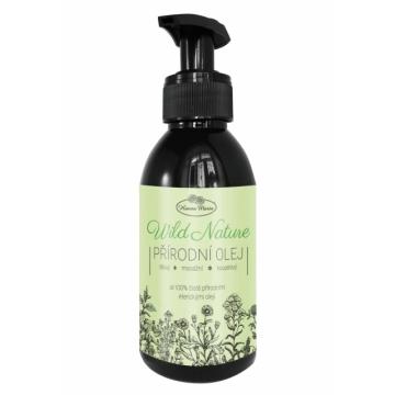 Mandlový olej  WILD NATURE 150 ml