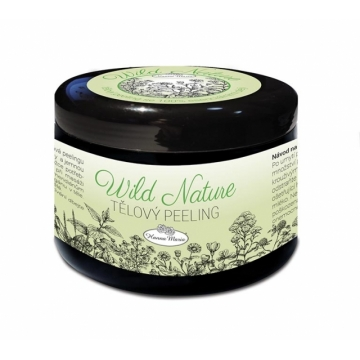Tělový peeling WILD NATURE