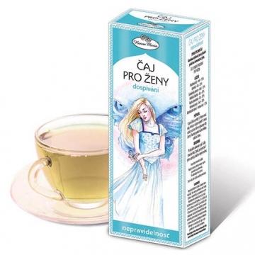 Bylinný čaj pro ženy - DOSPÍVÁNÍ