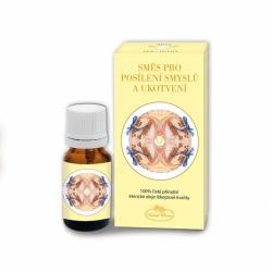 Směs pro posílení smyslů a ukotvení ZEMĚ - éterický olej