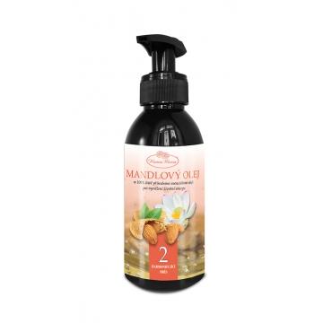 Mandlový olej 2. čakra - 100 ml