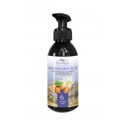 Mandlový olej 6. čakra - 150 ml