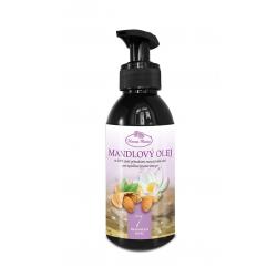 Mandlový olej 7. čakra - 150 ml