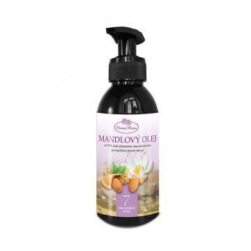 Mandlový olej 7. čakra - 100 ml