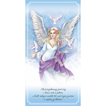 Andělský sešit POŽEHNÁNÍ