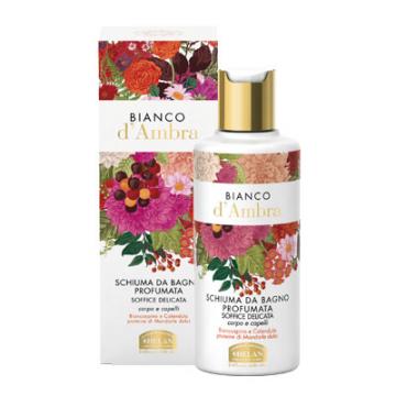 BIANCO D AMBRA sprchový šampón na tělo a vlasy