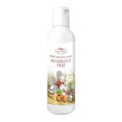 Mandlový olej základní - 200 ml