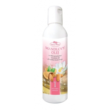 Mandlový olej 1. čakra - 200 ml