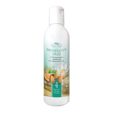 Mandlový olej 4. čakra - 200 ml