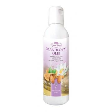 Mandlový olej 7. čakra - 200 ml