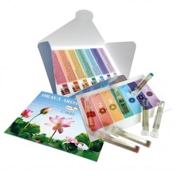Hravá aromaterapie ČAKRY